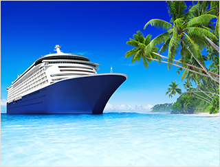 ALL MAJOR CRUISE LINES